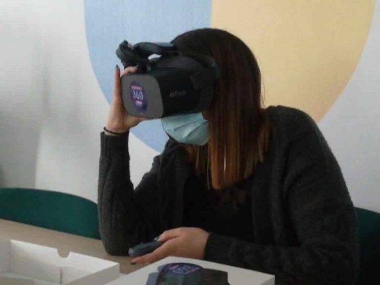 Read more about the article Nos casques virtuels pour découvrir des métiers !